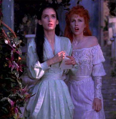 movie costumes through time in dracula at pirates cave