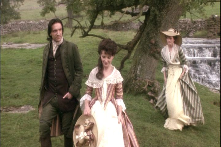 movie costumes through time in wuthering heights at pirates cave and the love between them breaks heathcliff s spirit he dies his plans for revenge abandoned and is buried alongside catherine and edgar